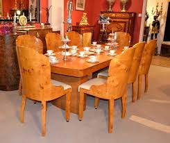 art deco dining room sets maple dining room chairs maple dining table chairs walter of
