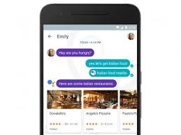 chat android i o 2016 allo chat app android n and daydream vr platform