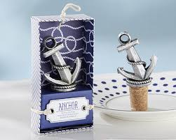 Anchor Decorations For Baby Shower Nautical Wedding Favors U0026 Decor Kate Aspen