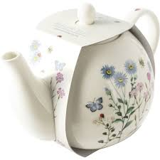 Royal Botanic Gardens Kew by Royal Botanical Gardens Kew Meadow Bugs Teapot Louis Potts