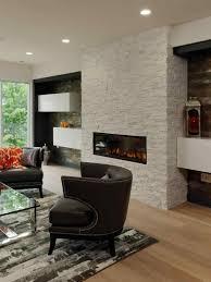 sophisticated stone corner fireplace ideas best idea home design