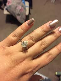pear engagement ring pear engagement ring weddingbee