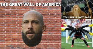 Tim Howard Memes - 18 best tim howard memes comics and twitter reactions weknowmemes