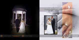 professional wedding photo albums eye candy collages blog