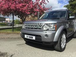 land rover hse 2012 used land rover discovery 4 3 0 sdv6 255 hse 5dr auto 5 doors