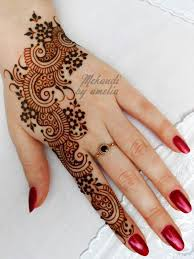 henna tattoos art and design