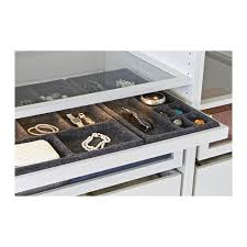 ikea pull out drawers komplement pull out tray with insert 39 3 8x22 7 8 ikea