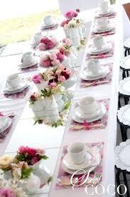 High Tea Kitchen Tea Ideas Table Decoration Ideas For Afternoon Tea Utnavi Info