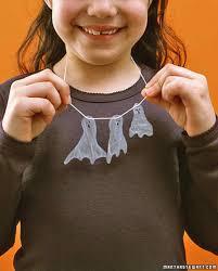 martha stewart halloween crafts for kids part 39 spooky paper