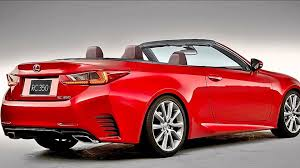 2015 red lexus is 250 2015 lexus rc convertible youtube