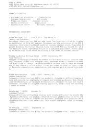 Senior Mortgage Underwriter Resume 100 Senior Mortgage Underwriter Resume Resume Data Center