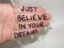 motivational wallpaper on dreams just believe in your dreams