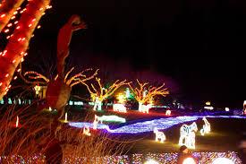 christmas lights zoo christmas ideas