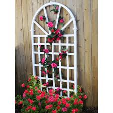 new england arbors 77 in athens trellis va68202 the home depot