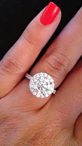 circle engagement ring 1 carat halo engagement ring new wedding ideas trends