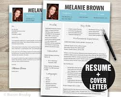 Graphic Resume Templates 8 Best Professional Resume Templates Word Editable Images On