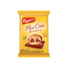 bauducco mini cake strawberry 5 64 oz