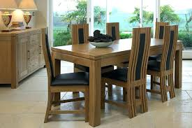 dining table round extending dining table and chairs uk kitchen