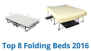 8 best folding beds 2016 youtube