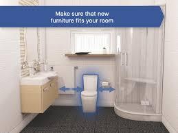 3d Room 3d Bathroom For Ikea Room Plan U0026 Interior Design Android Apps