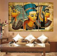 Home Decoration Painting by Compare Prices On Egypt Wall Art Online Shopping Buy Low Price