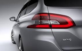 nuova peugeot 308 sw la station wagon elegante e spaziosa