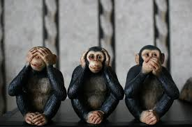 three wise monkeys see no evil hear no evil speak no e flickr