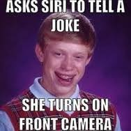 Brian Meme Generator - bad luck brian 6 the image contains a lack of punctuation the