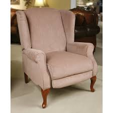 amazing wingback chair recliner for quality furniture with