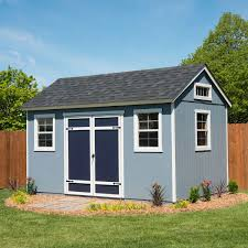 Outdoor Shed Kits by Sheds U0026 Barns Costco