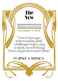 wedding quotes etsy items similar to 1920s themed quotes wedding