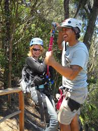 guide to ziplining on the big island of hawaii zip line big island