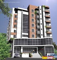 exterior elevation for high ri building projects pinterest