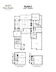 The Parc Condo Floor Plan by New Luxury Homesites Reno Tahoe Parc Forêt At Montrêux