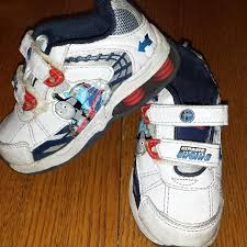 thomas the train light up shoes find more thomas the train light up shoes for sale at up to