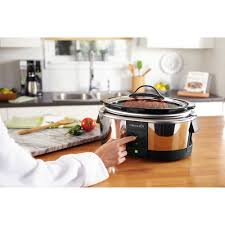 Wifi Cooker by Crock Pot 6 Quart Wi Fi Controlled Smart Slow Cooker Enabled By