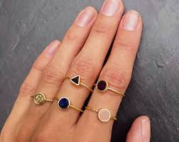 stone rings pictures images Natural stone ring etsy jpg