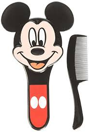 amazon mickey mouse comb u0026 brush baby