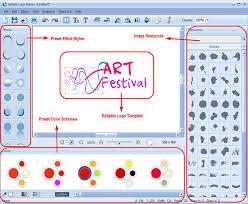 design a custom logo free online cool logos maker artistic quilt