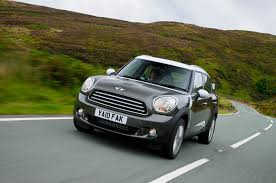 mini cooper d countryman all4 review autocar