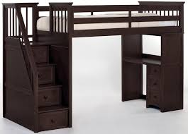 Make Loft Bed With Desk by Desks Full Loft Bed Kids Bunk Beds With Stairs Diy Loft Bed With