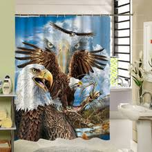 Bird Print Curtain Fabric Popular Eagles Curtains Buy Cheap Eagles Curtains Lots From China