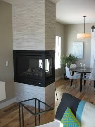 3 sided fireplace focal point interior room fr development fort
