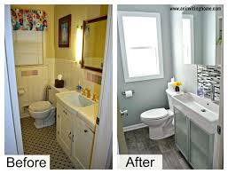 Diy Bathroom Vanity Top Diy Bathroom Remodel Before And After Breathingdeeply