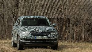 skoda karoq 2017 pre production car review by car magazine