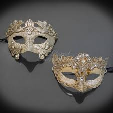 masquerade masks for couples couples masquerade mask his hers set silver masquerade