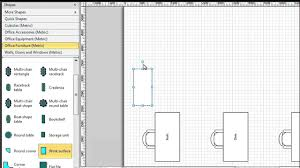 Visio Floor Plan by Getting Started With Visio 03 Shapes In Visio 2010 Youtube