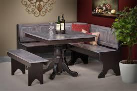 breakfast nook table with bench cozy breakfast nook for enjoyable breakfast univind com