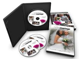 montage vidã o mariage produits coffret dvd et montage pro