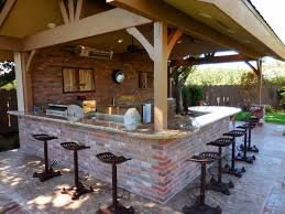 Outdoor Kitchen And Dining Outdoor Kitchens Lidyoff Landscaping Development Co